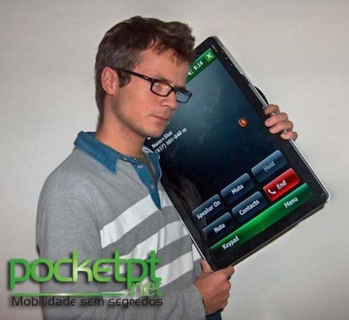 Самый большой Pocket PC