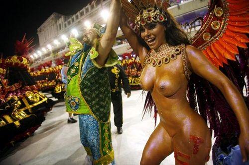карнавал бразильский фото голые