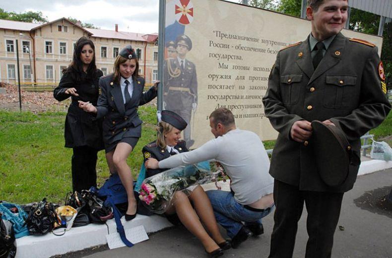 Фото голых девушек в форме российской полиции 6208 фотография