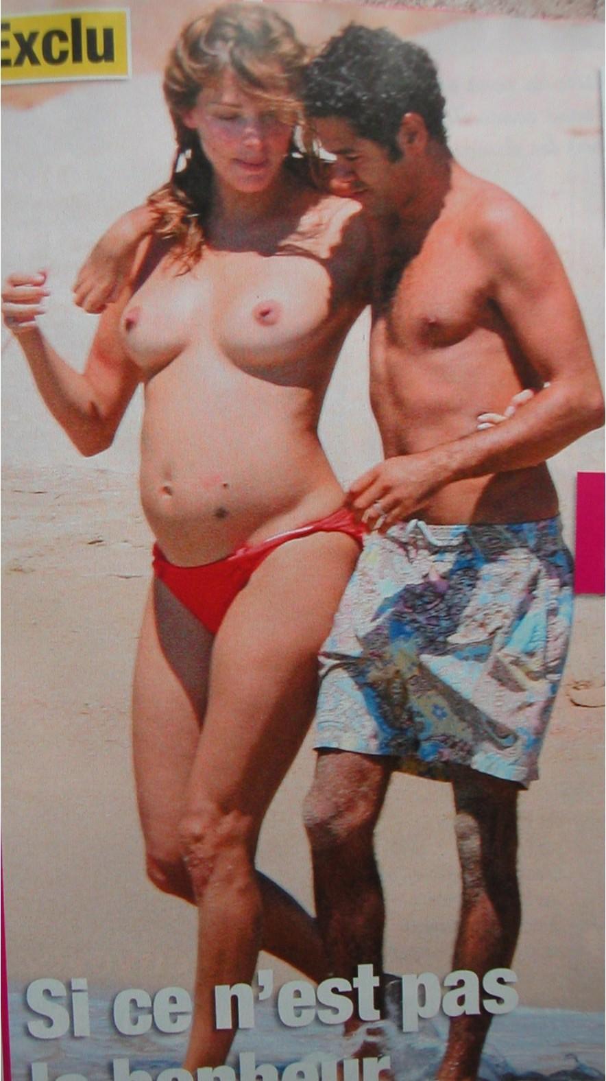 Фото беременных топлез 6 фотография