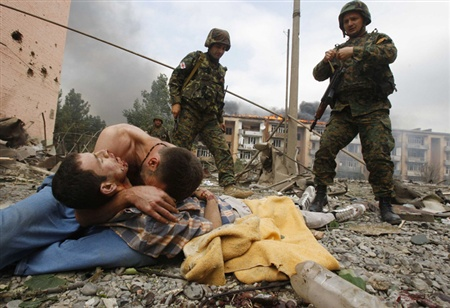 Война в Южной Осетии и Грузии