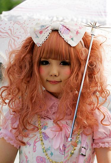 日本洛丽塔女孩