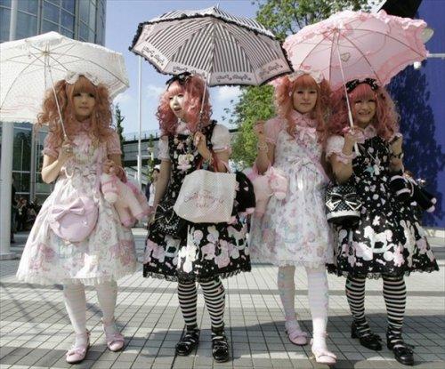 Японские Лолиты