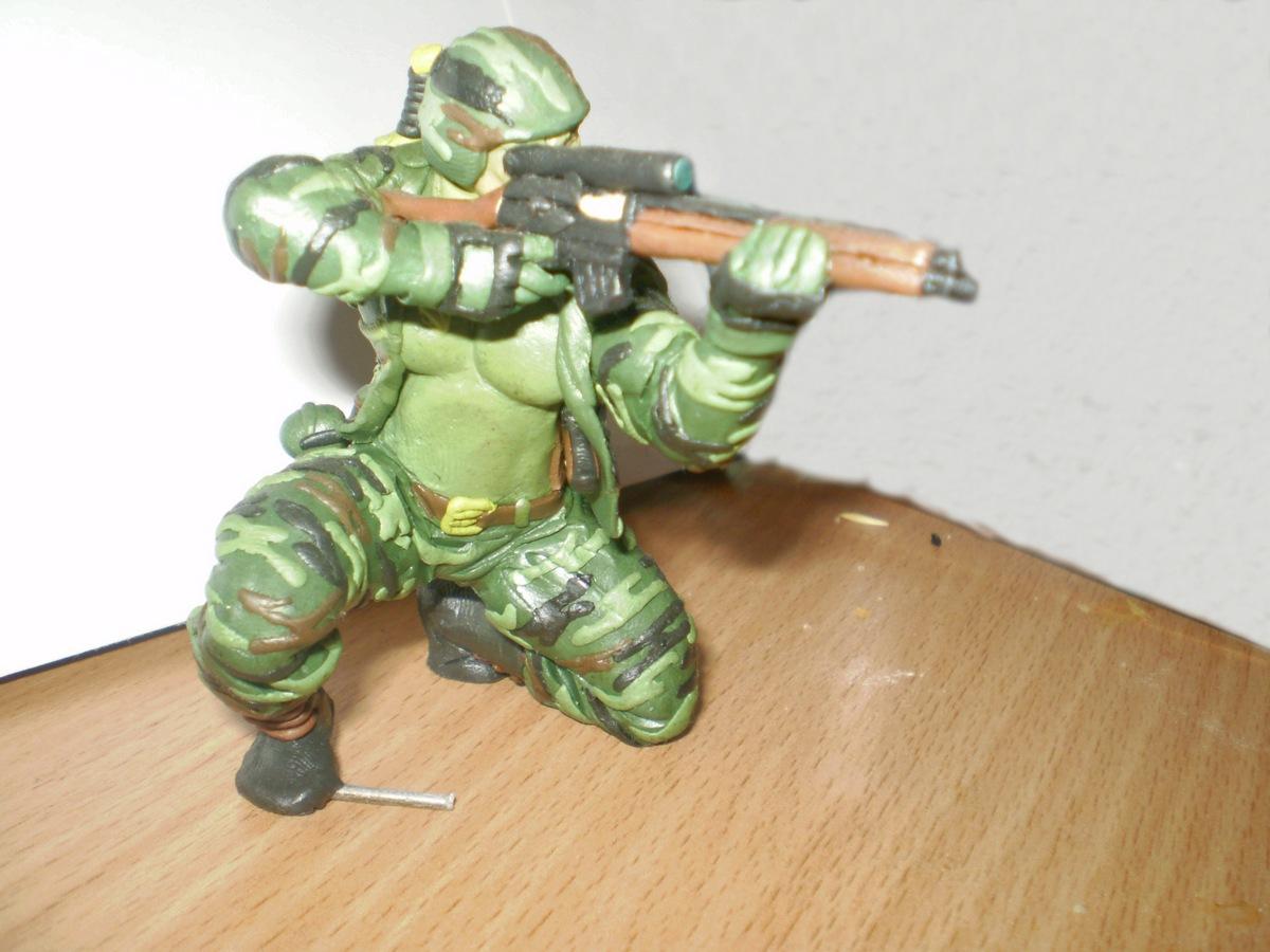 Солдату своими руками фото