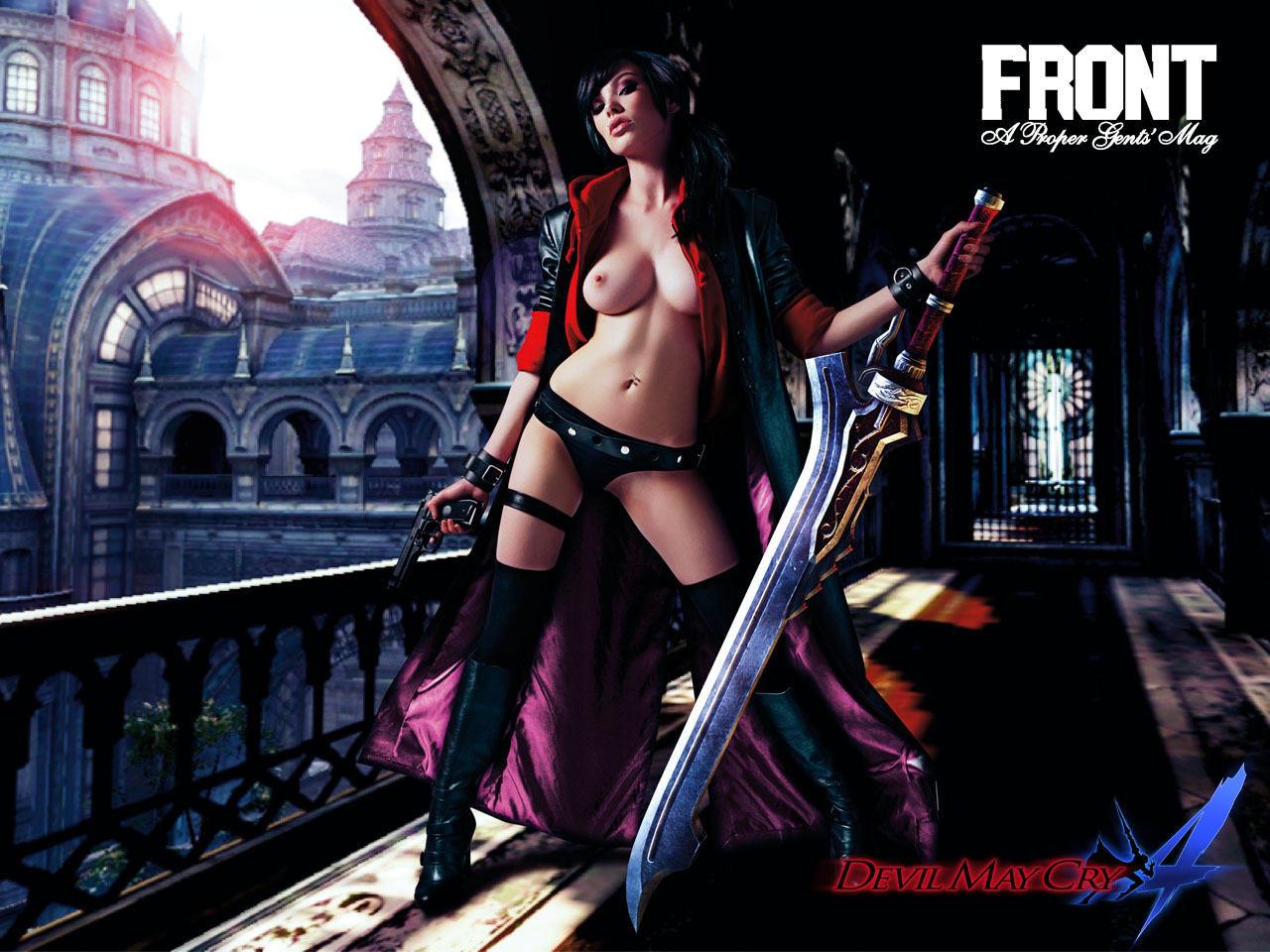Devil may cry lady xxx smut image