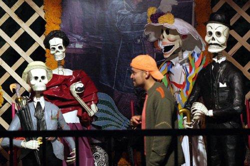 Хэллоуин в Мексике