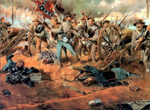 Гражданская война в США