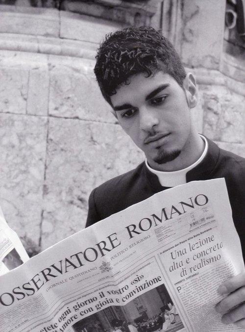 Католические священники