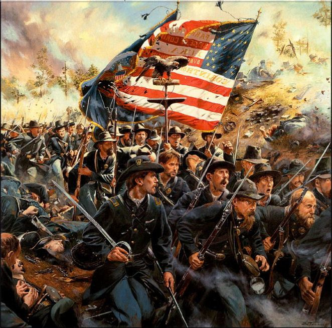 an analysis of the many causes for the event of civil war in the united states in 1861 Chapter xvii causes of the civil war the first and most general cause of the civil war in the united states was the different construction put upon the national constitution by the people of north and south a difference of opinion had always existed as to how that instrument was to be understood.