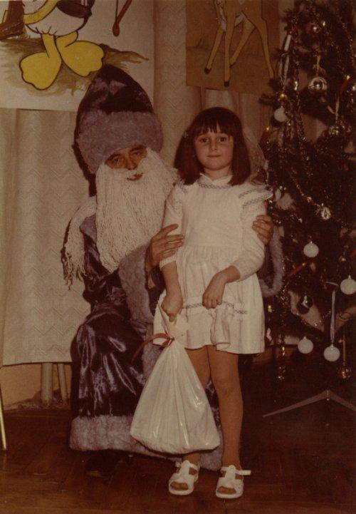 Страшный Дед Мороз