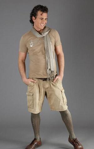 Кружевное белье для мужчин