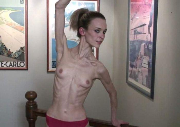 Фото самых худых голых девушек 61164 фотография