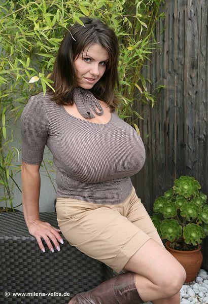 Самая большая грудь Германии
