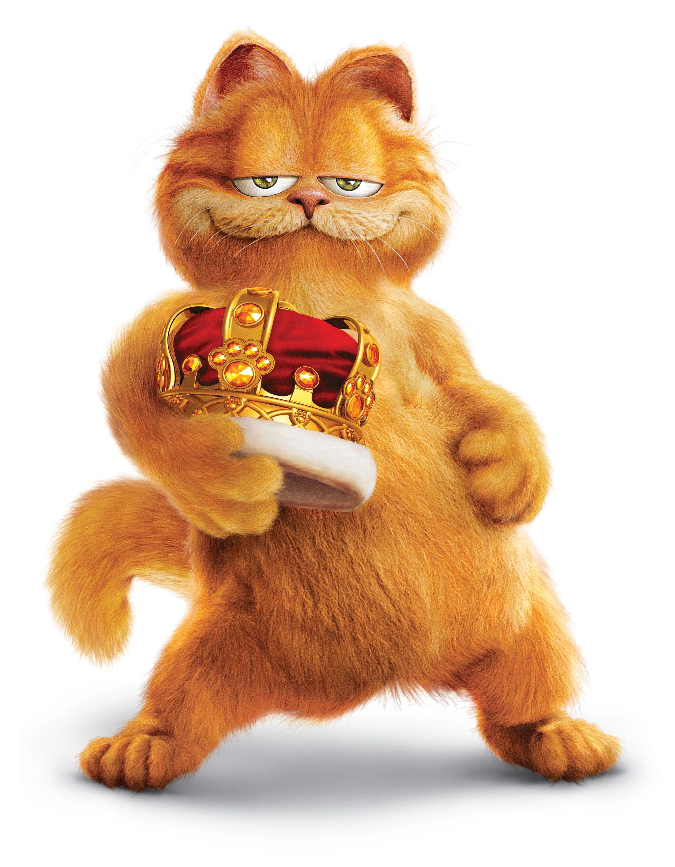 Смотреть онлайн кот гарфилд 7 фотография