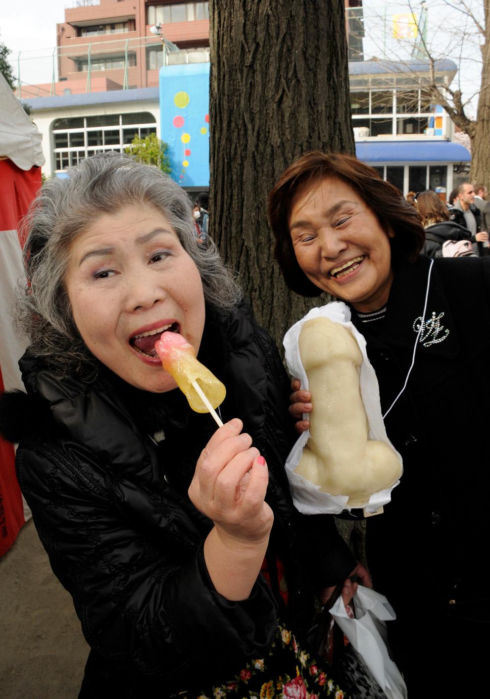 Японские члены и девушки 5 фотография