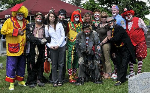 Похороны клоуна