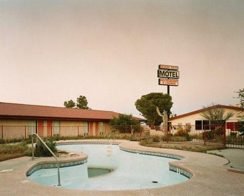 Заброшенный мотель