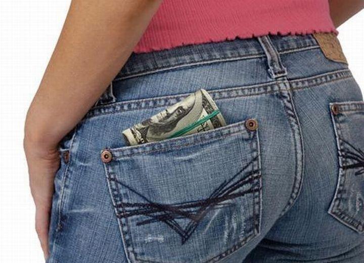 Как сделать кошелек денежный