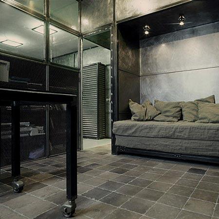 斯科流行金属平板设计的装修公寓 创意 贴图专区 天涯论坛
