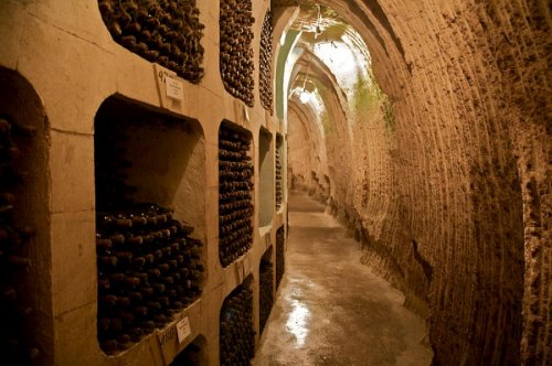 Винные подвалы