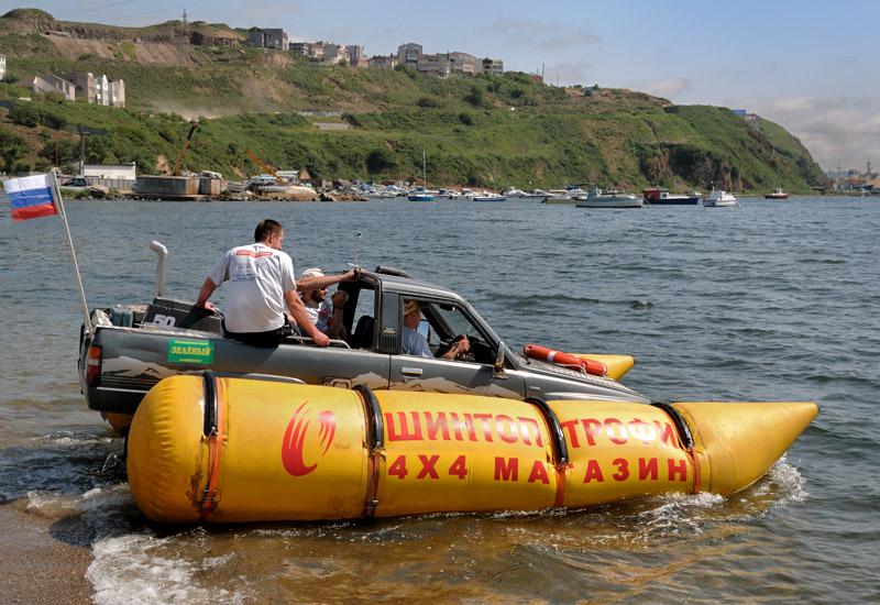 как сделать плавучую лодку
