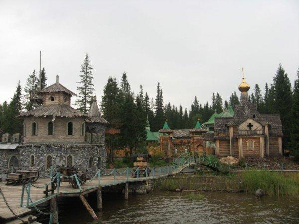Диснейдэнд на Урале