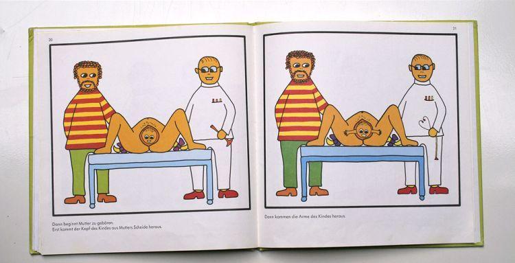 Сексуальное образование рисунки