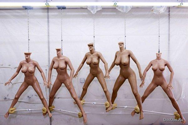 Элитные резиновые куклы