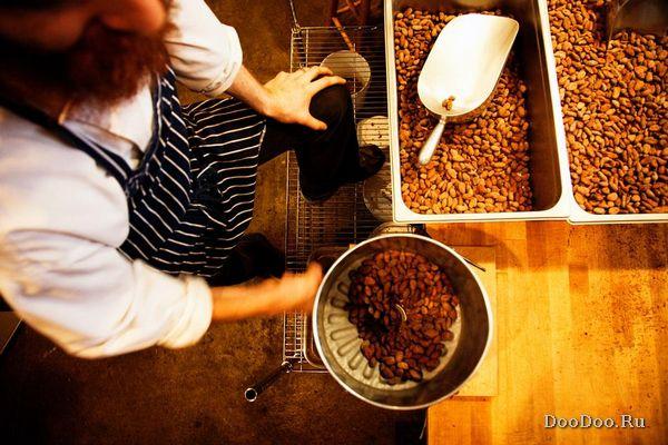 Как сделать шоколадную фабрику 89