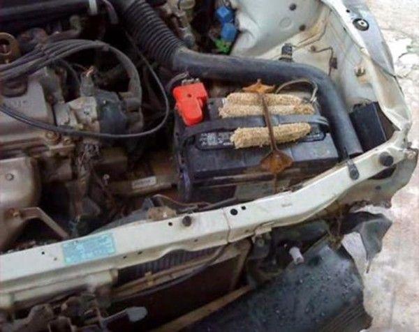 Как отремонтировать машину