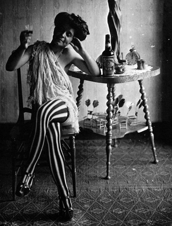 знаменитая проститутка 20 века