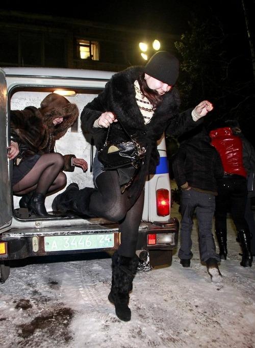 история 8 марта проституток