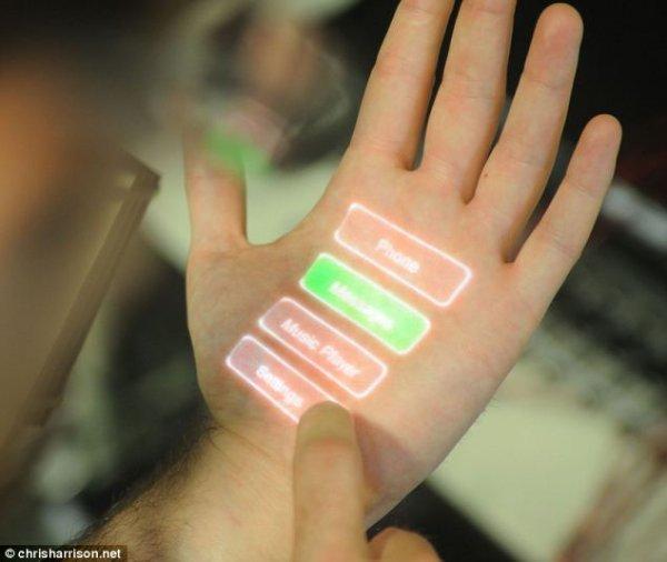 Интерфейс своими руками фото