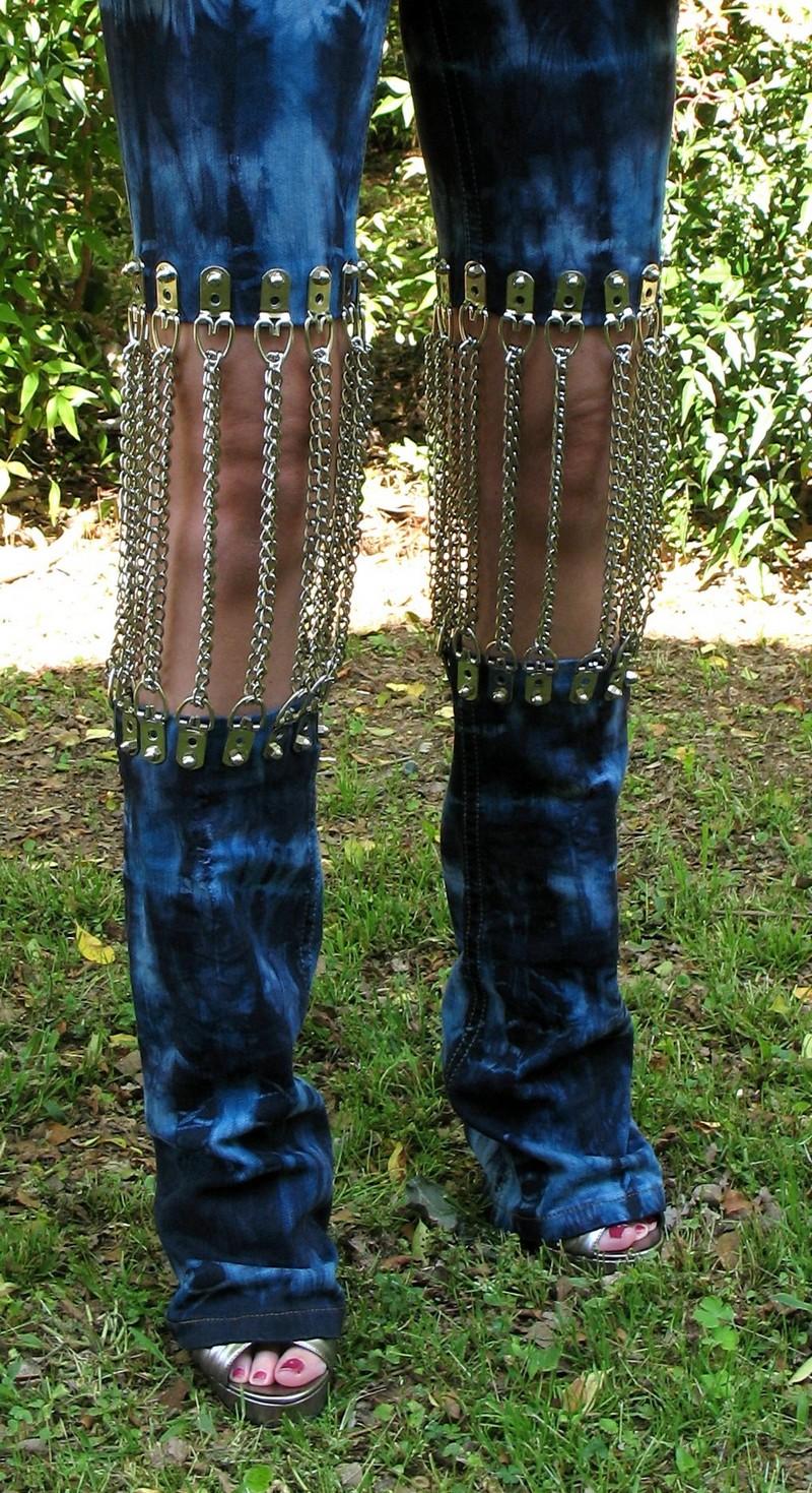 Интересные джинсы