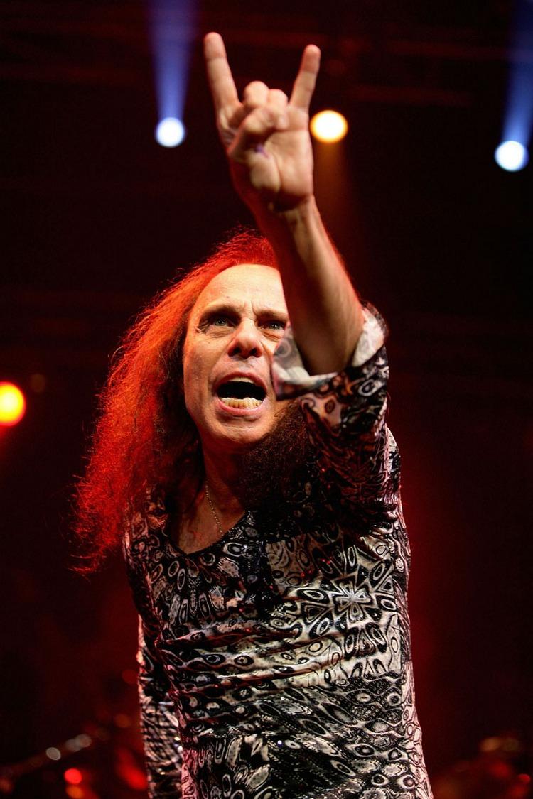 Ronnie James Dio | ВКонтакте