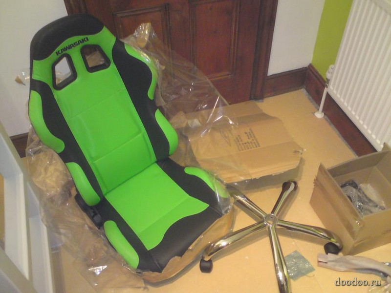 Сделать компьютерное кресло своими руками