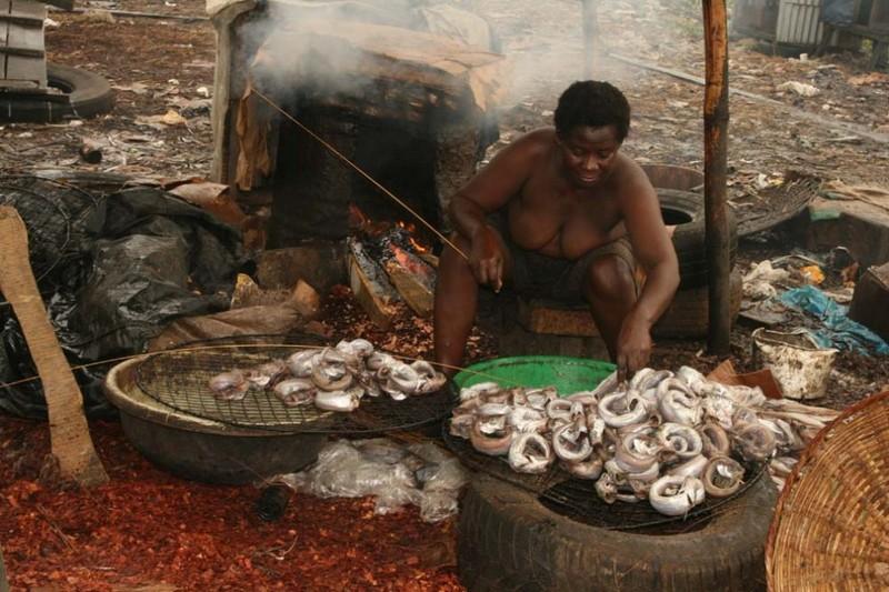 проститутки лагос нигерия