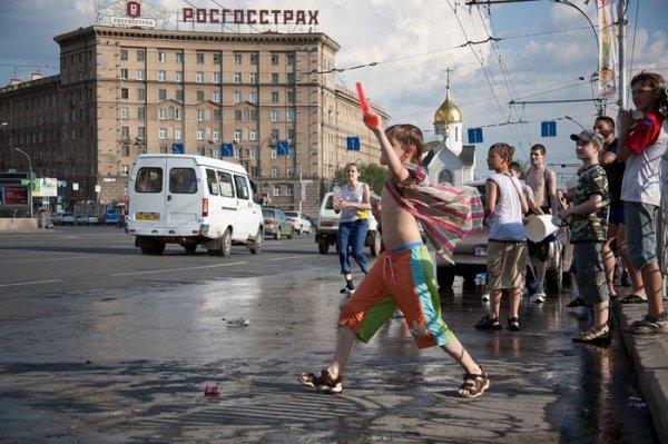 Иван Купала в Новосибе