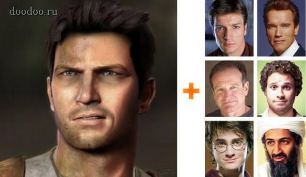 Кто рисует персонажей игр