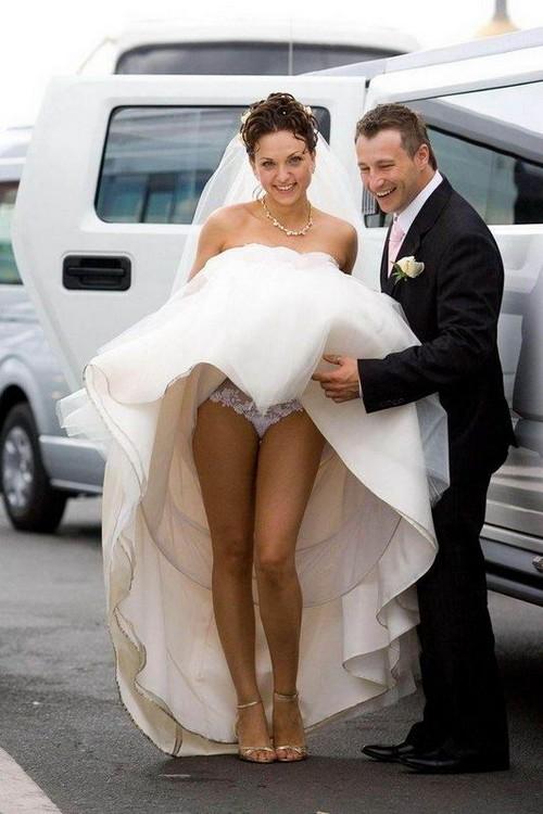 пикантные фото невест