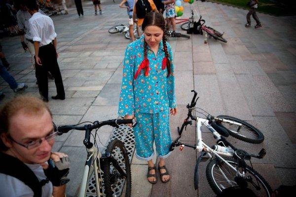 Костюмированый велопробег