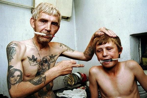 Наркоманы Казахстана