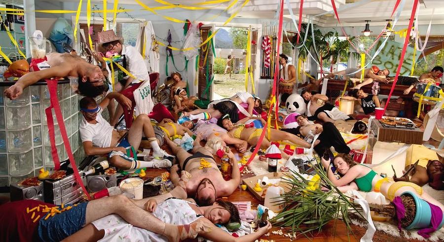 фото вечеринок петербурга