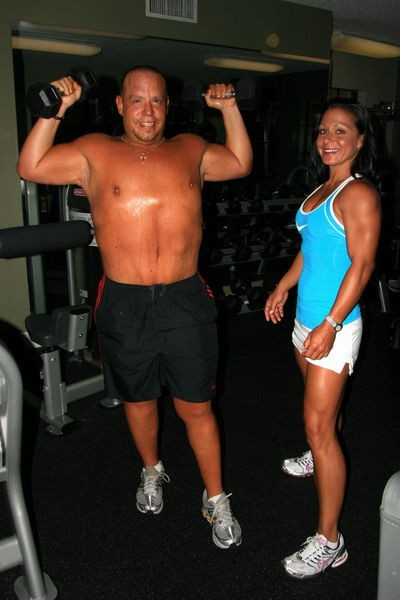 Похудеть на 70 килограмм
