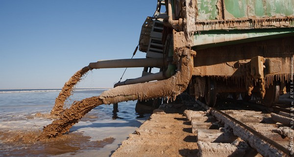 Как добывают соль