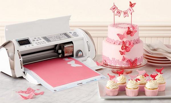 Пинтеры для нанесения фото на торты