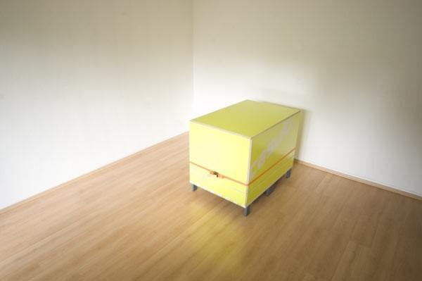 Спальня в коробке