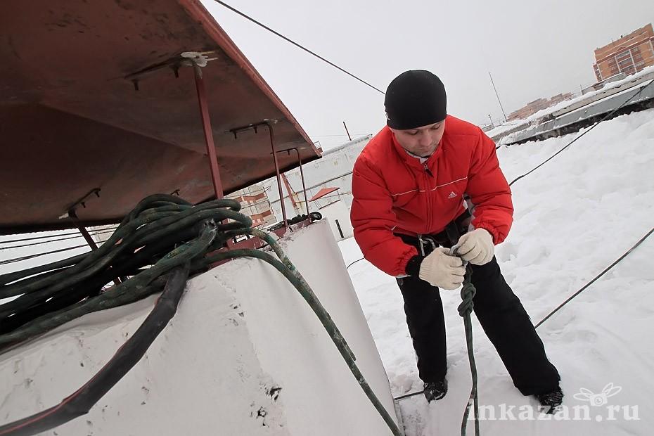 Резиденция деде мороза в россии