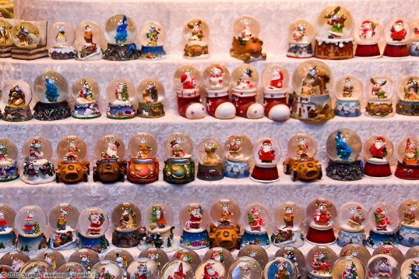 Немецкая рождественская ярмарка