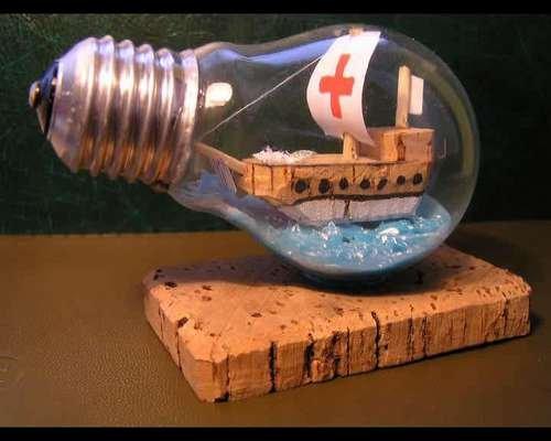 Корабли в бутылках своими руками фото